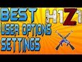 BEST H1Z1 SETTINGS FOR FPS AND KILLS (2018)