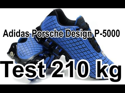 Adidas Porsche Design P 5000 Sports Original Test 210 Kg Youtube