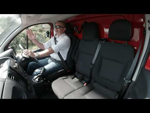 Review and Virtual Video Test Drive In Our 2016 Vauxhall Vivaro 1 6 CDTi ecoFLEX BiTurbo Sportive Pa