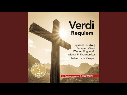 Messa Da Requiem: IV. Sanctus (1958 Recording)
