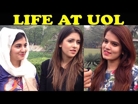Life at Uol  Life at University of Lahore   University of Lahore LifeStyle  Students