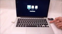 Apple Start-Problem Macbook iMac, Start via: USB, Internet, Repair