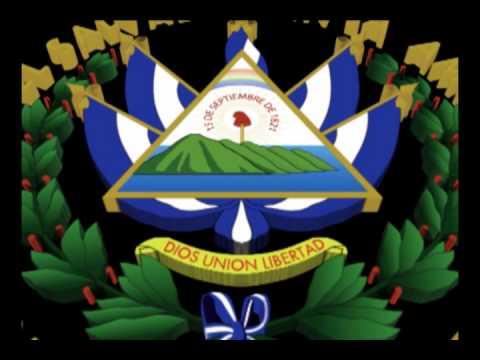 Capsula Del Escudo Nacional De El Salvador Youtube