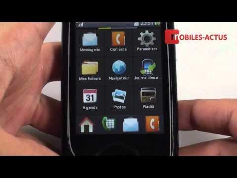 Motorola Wilder - Démonstration, prise en main, test
