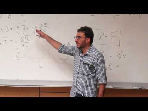 Electrodynamics | 5 | Charged particle in an electromagnetic field (2)