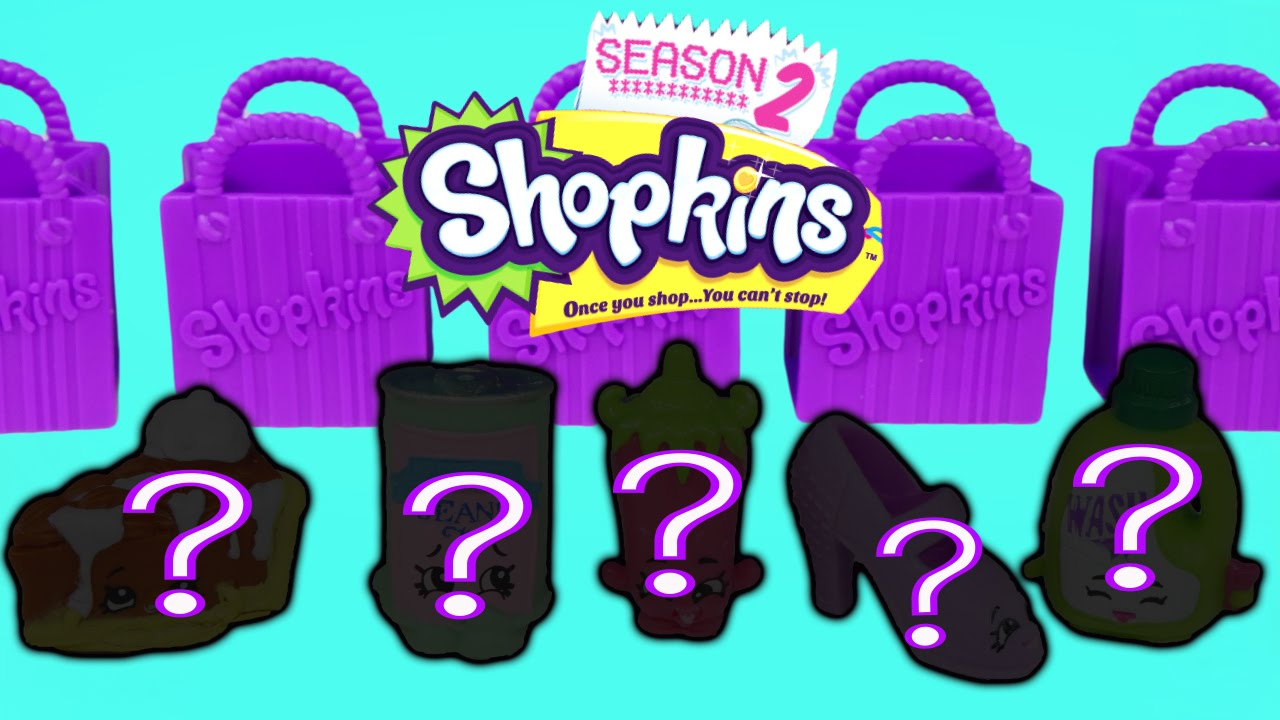 Shopkins toys coloring pages - New Shopkins Season 2 Find Ultra Rare Crystal Glitz Series 2 Shopkin Toys 5 Pack Dctc Youtube