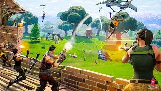 Game Fortnite Battle Royale Hot Game 2019