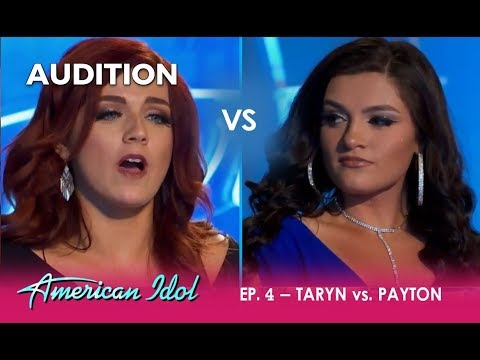 Sibling Rivalry: Katy Perry SHOCKS Two Sisters and Pits Them Against Each Other  American Idol 2018