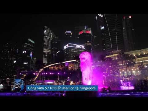 Du Lich & Van Hoa - Episode 22 - Singapore - part 1