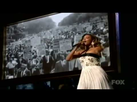 Halo - Beyonce - Live (NAACP Image Awards 2009) - HQ