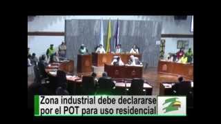Habitantes de la Comuna 8 rechazan instalación de fábricas en el sector