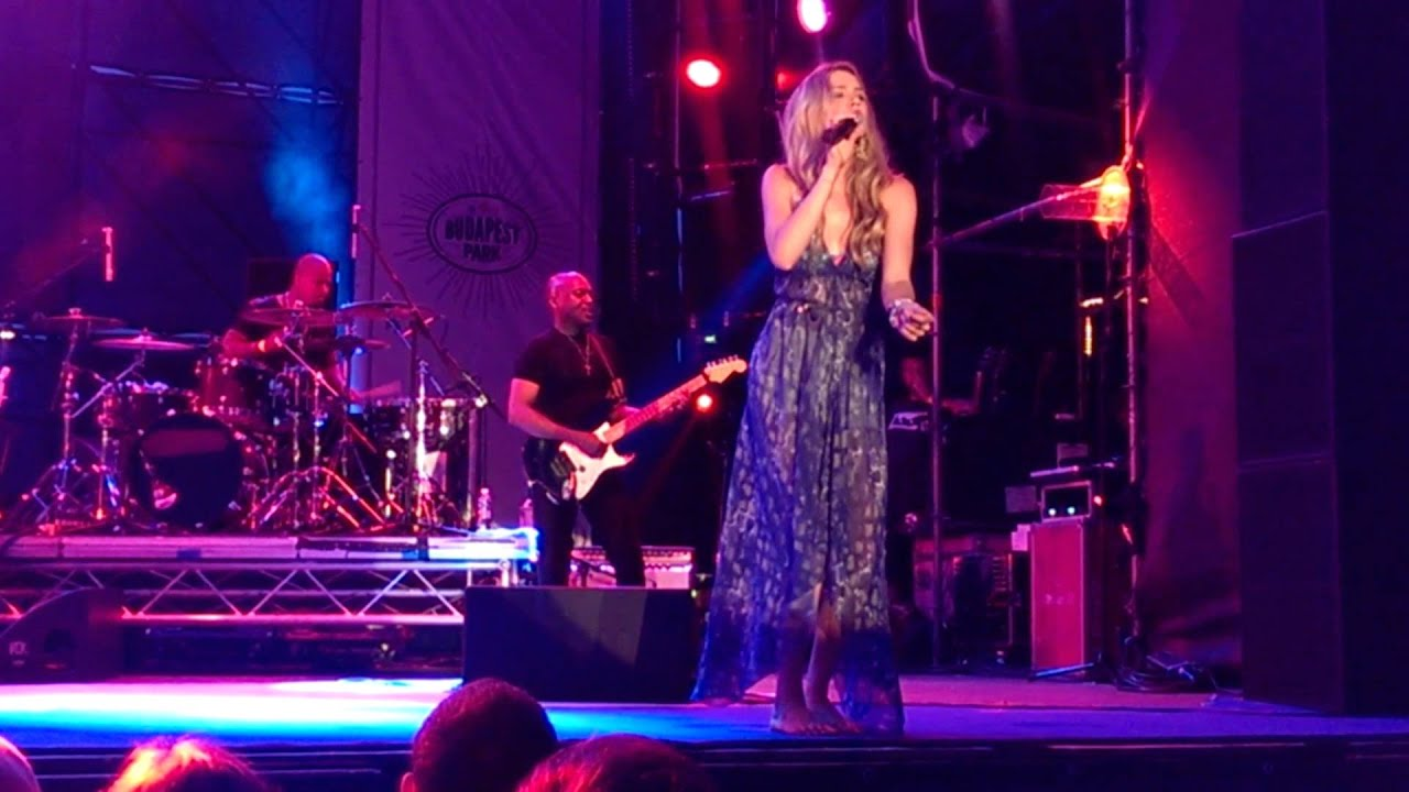 Joss Stone - Big 'Ol Game live @Budapest Park 2014 - YouTube