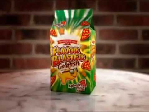 Flavor Blasted Goldfish (2001)