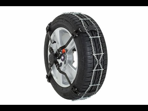 rud comfort centrax snow chains youtube. Black Bedroom Furniture Sets. Home Design Ideas
