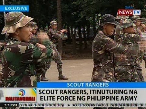 BT: Scout Rangers, itinuturing na elite force ng PHL Army