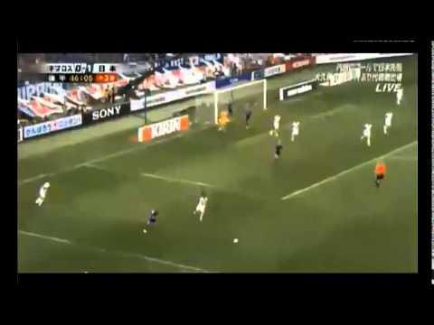 Japan vs Cyprus 1-0 Highlights All Goals Football Friendly - 27 May 2014日本0-1サッカー国際親善VSキプロス