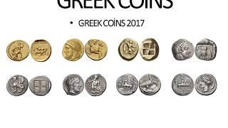 GREEK COİNS 2017 ( ANTİK YUNAN PARALARI MÜZAYEDE SATIŞ FİATLARİ VE ÖZELLİKLERİ )