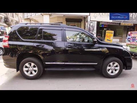 Toyota | Land Cruiser | TX | 2012 | Prado | Review | Specs | Interior | Exterior | PakWheels