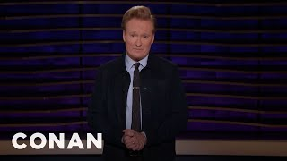Conan: Justin Trudeau Has Been Dropped From The Cast Of SNL - CONAN on TBS