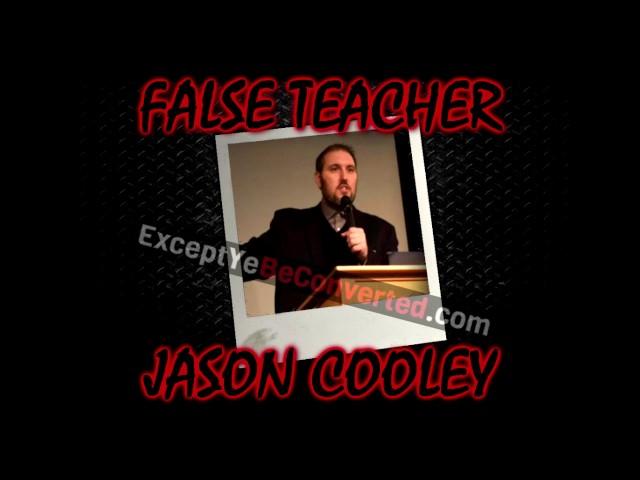 Jason Cooley - Angels left habitation and went after strange flesh