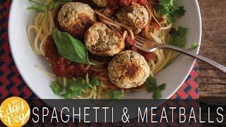 Vegan Spaghetti and Meatballs  Meatball Recipe