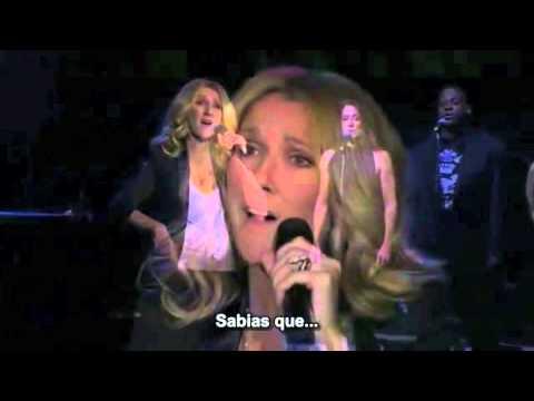 Celine Dion My Love (Español)