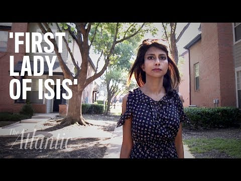 The 'First Lady of ISIS'