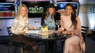 The Trend with Hollywood & Football's Sabrina Britt and Asia Saffold