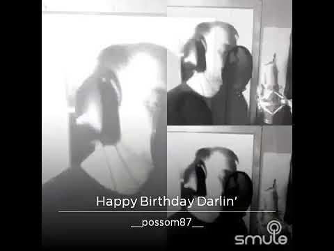 Happy Birthday Darlin