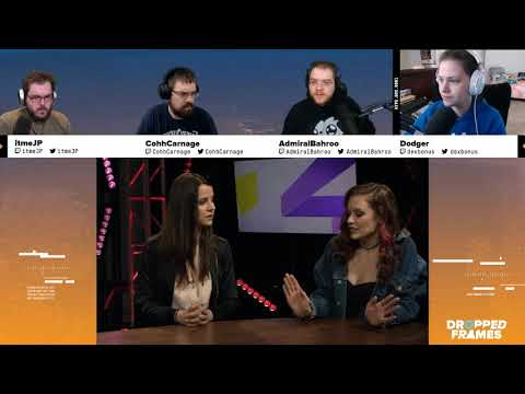 "Dropped Frames - E3 2018 - Square Enix ""Conference"""