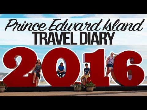 79 HOURS IN PRINCE EDWARD ISLAND | Travel Diary