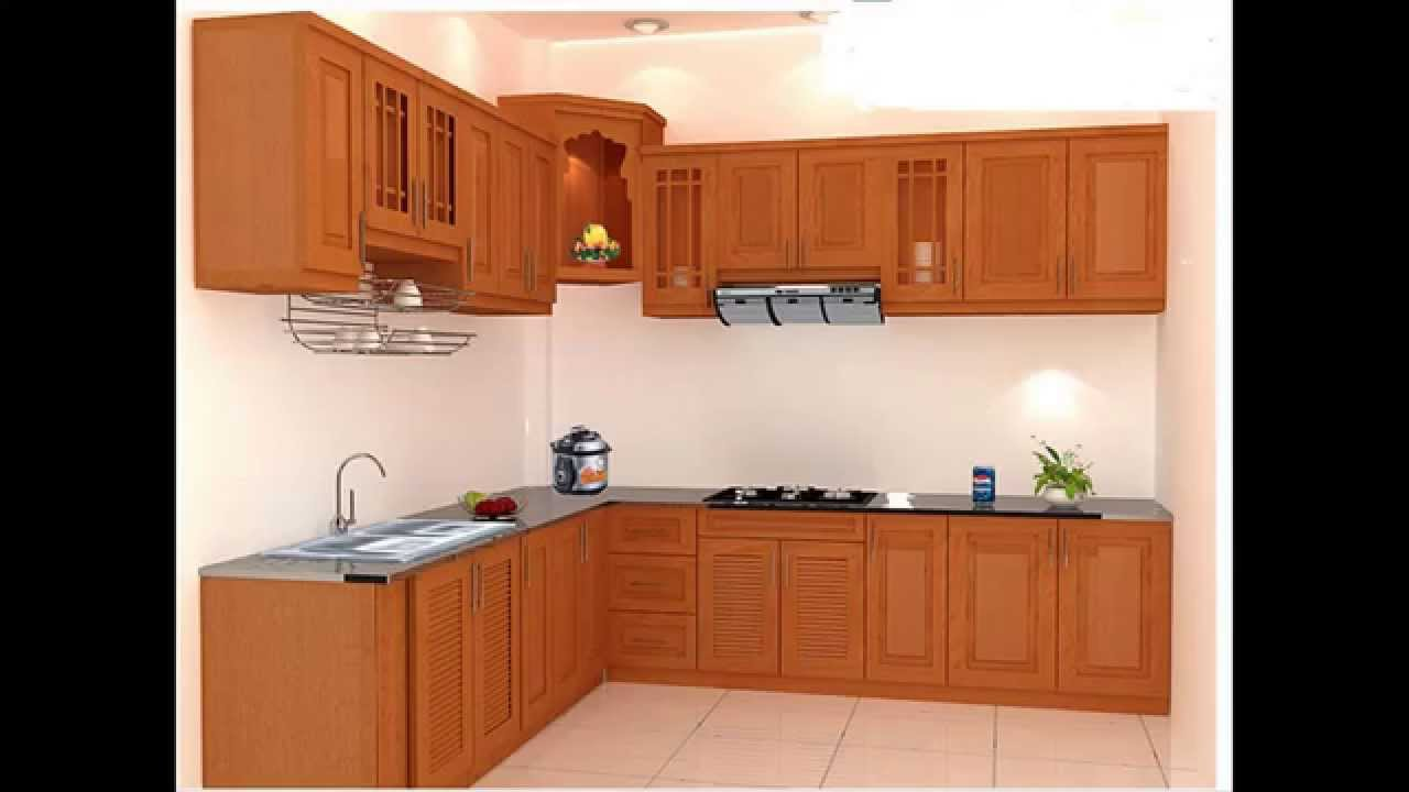Kết quả hình ảnh cho tủ bếp gỗ đẹp
