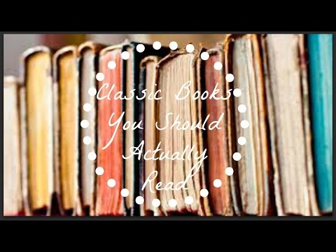Classic Books You Should ACTUALLY Read|Madison Leann