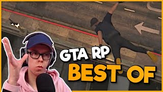 Komplett ABSTURZ! | GTA RP Unity-Life Best Of #16 | Benston