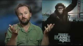 Director Rupert Wyatt On Rise Of The Planet Of The Apes | Empire Magazine