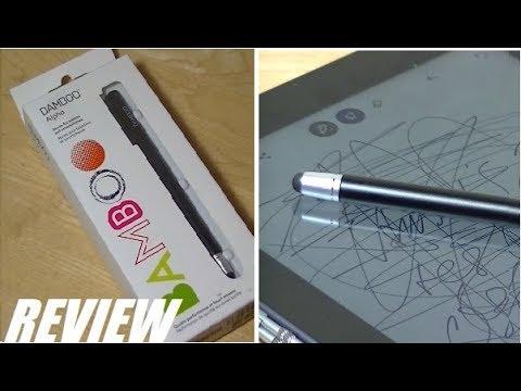REVIEW: Wacom Bamboo Alpha Capacitive Stylus Pen