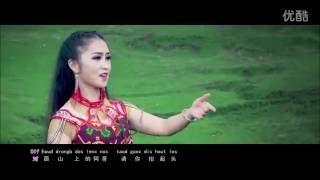 Paj Hnub Hli (Laaj Hua) 向日葵 (王蓝花) - Mi Tub Mi Ntxhais 阿哥阿妹 苗语版