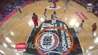 Jaron Johnson Perth Wildcats Highlights 2016