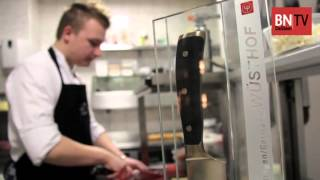 Beste leerling-kok van Nederland werkt bij Pinot in Breda