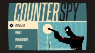Counter Spy - Title Menu (Extended)