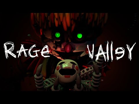 [FNaF SFM] Knife Party - Rage Valley COLLAB