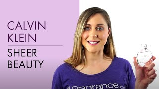 Calvin Klein Sheer Beauty | Fragrance.com