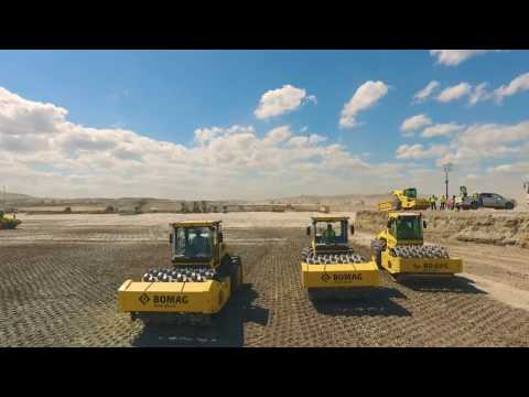BOMAG MEGA PROJECT: NEW AIRPORT ISTANBUL |english