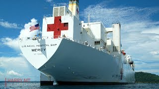 The largest Hospital ship in the world - USNS Mercy