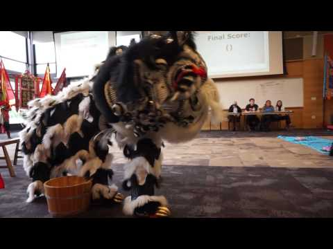 Immortal Awaken Mountain Team - Colorado Lion Dance Competition 2016 - 2nd place