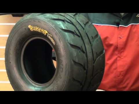 Kenda K546 and K547 Speed Racer ATV UTV Tires Review