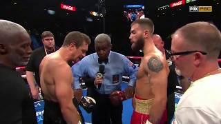 Caleb Plant vs Mike Lee Full Highlights