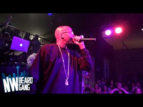 Warren G LIVE In Bellingham WA