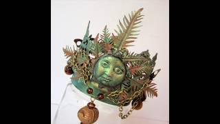 Kreren Tamir Creates.... An Altered Metal Crown by Joggles.com
