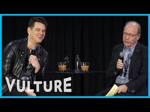 Jim Carrey and Jerry Saltz on Art and Activism